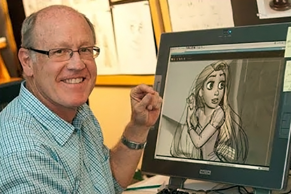 Original image from http://disney.wikia.com/wiki/File:Tangled_glen_keane_image_01.jpg