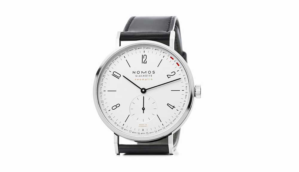 Original image from Nomos Glashütte