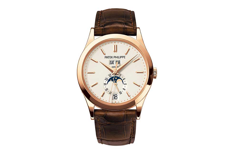 Original image from Patek Philippe