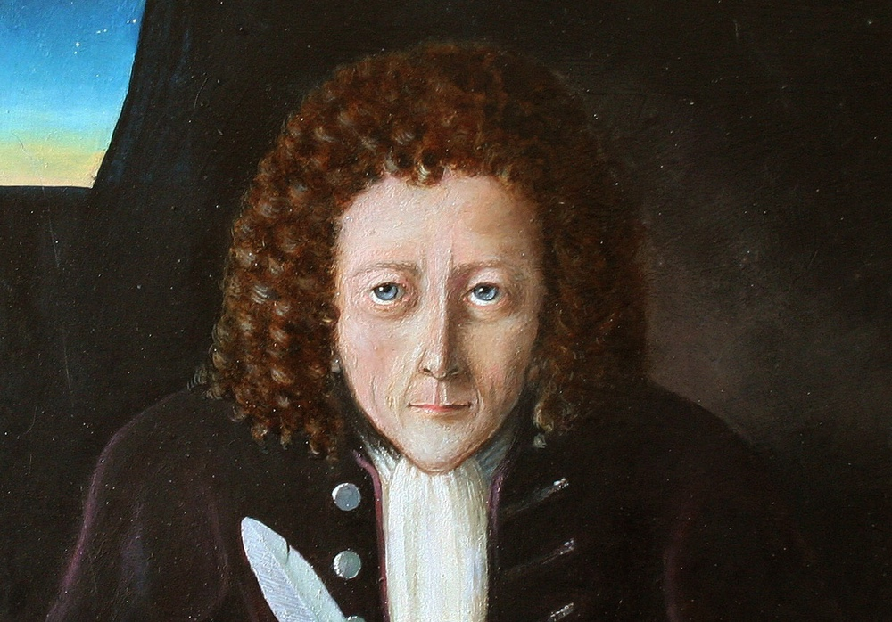 Original image from https://upload.wikimedia.org/wikipedia/commons/1/10/13_Portrait_of_Robert_Hooke.JPG