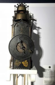 German / Gothic Chamber Clock